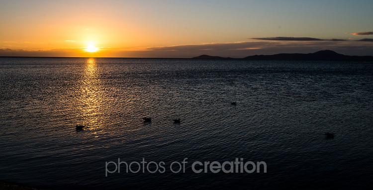 Sunset at Yanakie, Wilsons Promontory, Victoria