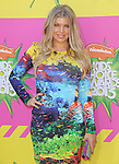 Stacy Ferguson aka Fergie at The Nickelodeon's Kids' Choice Awards 2013 held at The Galen Center in Los Angeles, California on March 23,2013                                                                   Copyright 2013 Hollywood Press Agency