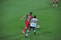 Curitiba (PR), 09/01/2021 - CORITIBA X ATHLETICO PR - Partida entre Coritiba x Athletico-PR pelo Campeonato Brasileiro no estadio Couto Pereira nesse sabado (09),