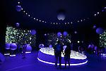"""The """"Universe of Particles"""" exhibit at CERN, (Conseil Européen pour la Recherche Nucléaire), the European Organization for Nuclear Research, Geneva, Switzerland"""