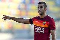Henrikh Mkhitaryan of AS Roma during the friendly football match between Frosinone calcio and AS Roma at Benito Stirpe stadium in Frosinone (Italy), September 9th, 2020. AS Roma won 4-1 over Frosinone Calcio. Photo Andrea Staccioli / Insidefoto
