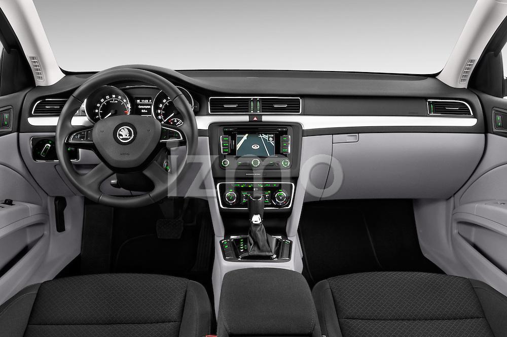 2013 Skoda Superb Ambition Wagon