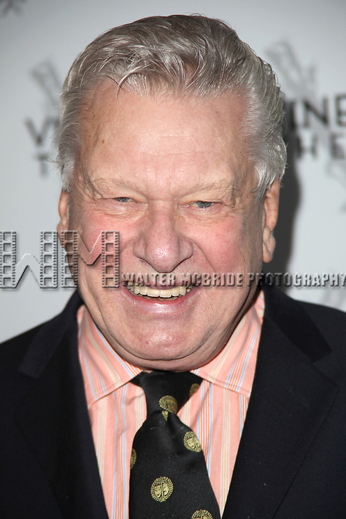 Brian Murray attending the Vineyard Theatre Gala Honoring Actress Marian Seldes at the Rainbow Room in New York City.<br />February 9, 2009
