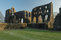 Dundrennan Abbey, Dundrennan, Galloway<br /> <br /> Copyright www.scottishhorizons.co.uk/Keith Fergus 2011 All Rights Reserved