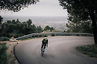 Trixi Worrack (DEU/Trek-Segafredo)<br /> <br /> Team Trek-Segafredo women's team<br /> training camp<br /> Mallorca, january 2019<br /> <br /> ©kramon
