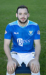 St Johnstone FC Photocall….2018/19 Season<br />Drey Wright<br />Picture by Graeme Hart.<br />Copyright Perthshire Picture Agency<br />Tel: 01738 623350  Mobile: 07990 594431