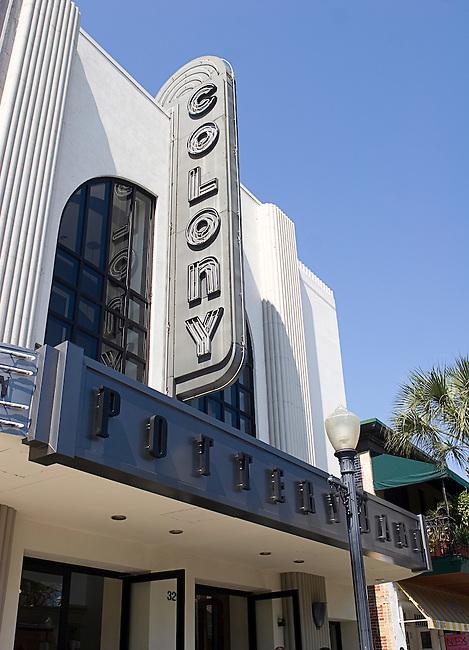 Shopping, Pottery Barn, Winter Park, Orlando, Florida