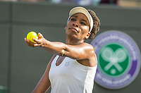 London, England, 7 th July, 2017, Tennis,  Wimbledon, Venus Williams (USA)<br /> Photo: Henk Koster/tennisimages.com