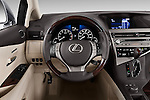 Car pictures of steering wheel view of a 2015 Lexus RX 350 5 Door Suv 2WD Steering Wheel
