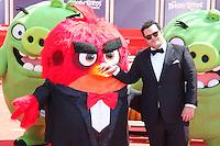 josh gad en photocall pour celebrer avec le film angry birds l ouverture du festival du film a cannes le mardi 10 mai 2016