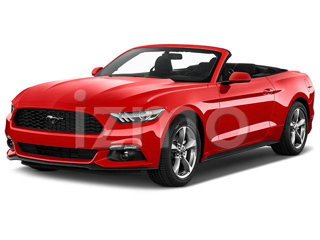2016 Ford Mustang V6 Convertible 2 Door Convertible