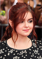 """HOLLYWOOD, LOS ANGELES, CA, USA - JULY 15: Actress Ariel Winter arrives at the World Premiere Of Disney's """"Planes: Fire & Rescue"""" held at the El Capitan Theatre on July 15, 2014 in Hollywood, Los Angeles, California, United States. (Photo by Xavier Collin/Celebrity Monitor)"""
