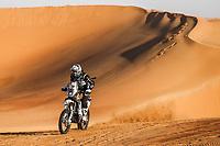 78 Pain Olivier (fra), KTM, Team Top, Moto, Bike, action  <br /> Rally Dakar <br /> 16/01/2020 <br /> Photo DPPI / Panoramic / Insidefoto