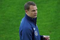 Torwart/Goalie Manuel Neuer (Deutschland Germany) - St. Gallen 02.09.2021: Lichtenstein vs. Deutschland, WM-Qualifikation, St. Gallen