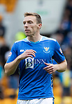 St Johnstone v Aberdeen…15.09.18…   McDiarmid Park     SPFL<br />David McMillan<br />Picture by Graeme Hart. <br />Copyright Perthshire Picture Agency<br />Tel: 01738 623350  Mobile: 07990 594431