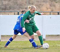 AA Gent Ladies - Lommel : <br /> foto DAVID CATRY / Nikonpro.be