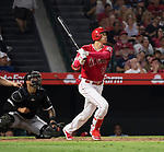 "L.A. Angels Shohei Ohtani ""goes yard"" against the Chicago White Sox."