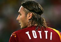 Roma 24/8/2005 Presentazione nuove maglie e incontro amichevole Roma Al Ain Club<br /> As Roma Francesco Totti<br /> Photo Andrea Staccioli Insidefoto