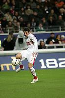 Mario Gomez (VfB Stuttgart) +++ Marc Schueler +++ Eintracht Frankfurt vs. VfB Stuttgart, 16.02.2007, Commerzbank Arena Frankfurt  +++ Bild ist honorarpflichtig. Marc Schueler, Kreissparkasse Grofl-Gerau, BLZ: 50852553, Kto.: 8047714