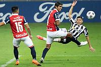 LIBERTADORES 2021-BELO HORIZONTE, MG, 04.05.2021-ATLETICO MINEIRO (BRA) X CERRO PORTENO (PAR): Savarino durante Partida entre o Atletico Mineiro (BRA) e Cerro Porteno (PAR), valida pela 3a rodada do grupo H da Copa Libertadores da America de 2021, realizada no Mineirao, na noite desta terca-feira (04)