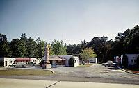 Alamo Court Motel, Ocean City, Maryland.