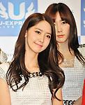 Yoon-A(Girls' Generation), Mar 02, 2014 : Saitama, Japan : Yoona of South Korean girl group Girls' Generation attends the U-Express Live 2014 press conference at Saitama Super Arena in Saitama Prefecture, Japan, on March 2, 2014.