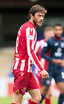 Ross County v St Johnstone…31.07.21  Global Energy Stadium<br />Murray Davidson<br />Picture by Graeme Hart.<br />Copyright Perthshire Picture Agency<br />Tel: 01738 623350  Mobile: 07990 594431