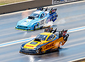 NHRA Mello Yello Drag Racing Series<br /> Mopar Mile-High NHRA Nationals<br /> Bandimere Speedway, Morrison, CO USA<br /> Sunday 23 July 2017 J.R. Todd, DHL, Camry, funny car<br /> <br /> World Copyright: Mark Rebilas<br /> Rebilas Photo