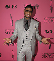 MIAMI BEACH, FL - NOVEMBER 15:  Usher  attends the 2008 Victoria's Secret Fashion Show at the Fontainebleau on November 15, 2008 in Miami Beach, Florida<br />