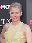 Kristen Bell attends The Bad Moms L.A Premiere held at The Mann Village Theatre  in Westwood, California on July 26,2016                                                                               © 2016 Hollywood Press Agency