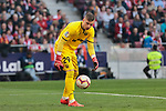 CD Leganes's Andriy Lunin during La Liga match between Atletico de Madrid and CD Leganes at Wanda Metropolitano stadium in Madrid, Spain. March 09, 2019. (ALTERPHOTOS/A. Perez Meca)