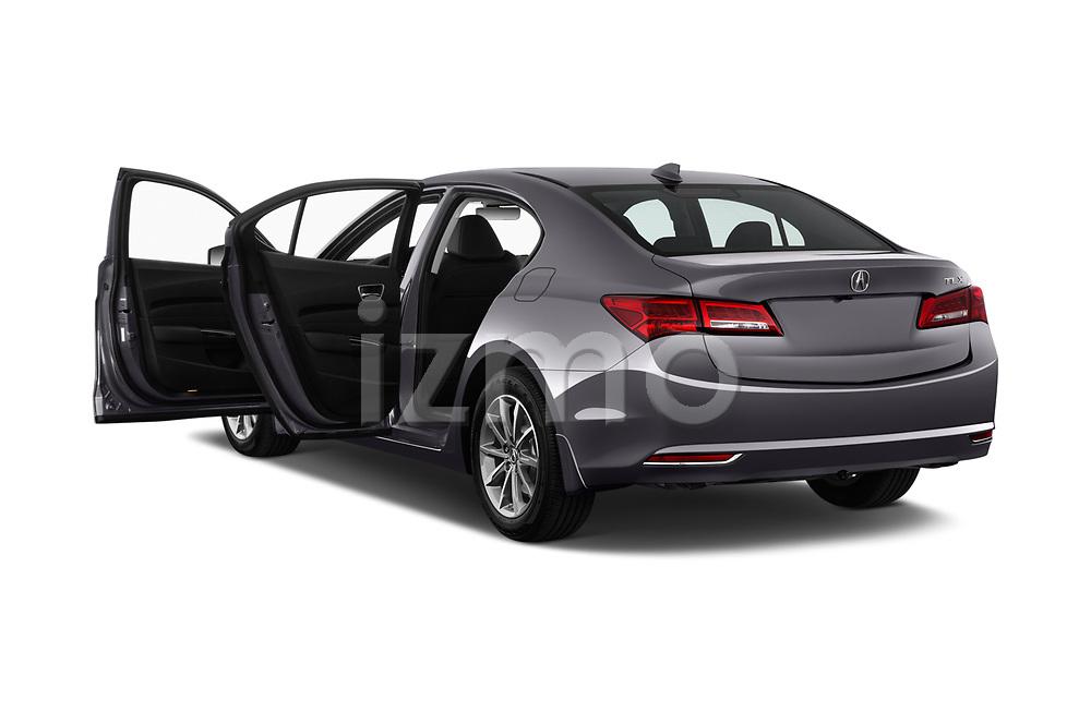 Car images close up view of a 2020 Acura TLX AUTO 4 Door Sedan doors