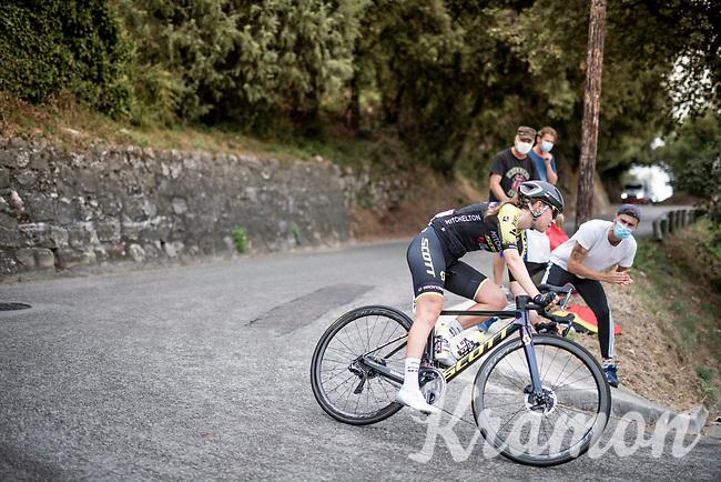 Jessica Allen (AUS/Mitchelton Scott)<br /> <br /> 7th La Course by Tour de France 2020 <br /> 1 day race from Nice to Nice (96km)<br /> <br /> ©kramon