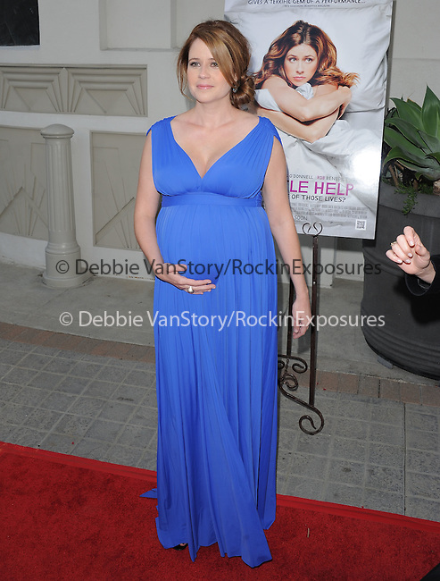 """Jenna Fischer  attends the L.A. Premiere of """"A Little Help"""" held at Sony Pictures Studios in Culver City ,California on July 14,2011                                                                               © 2011 DVS / Hollywood Press Agency"""