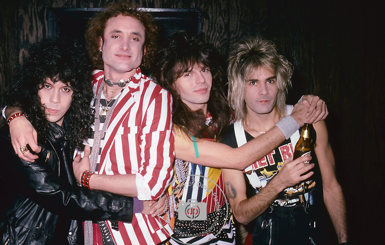 QUIET RIOT Quiet Riot Capitol Theater, NJ 1984