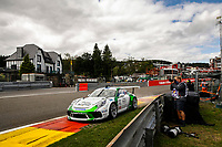 August 29th 2020, Spa-Francorchamps, Belgium; Porsche Mobil 1 Supercup Racing;  22 Ayhancan Goeven TR, Martinet by Almeras