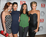 Ashlee Simpson-Wentz,Stephanie Jacobsen,Jessica Lucas & Katie Cassidy at The Paley Fest : Fall TV Preview Party presented by TV Guide of The CW - The Vampire Diaries & Melrose Place held at The Paley Center in Beverly Hills, California on September 14,2009                                                                   Copyright 2009 DVS / RockinExposures