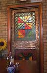 Door, Alounak Restaurant, London, city, England, UK, United Kingdom, Great Britain, Europe, European