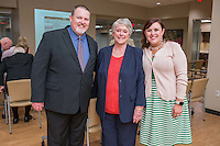 Lindig Family Cancer Resource Center grand opening reception at Memorial Hermann Memorial City