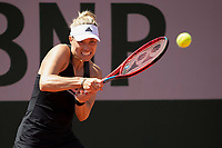 30th May 2021; Roland Garros, Paris, France; French Open Tennis championships, day 1;  Angelique Kerber GER returns