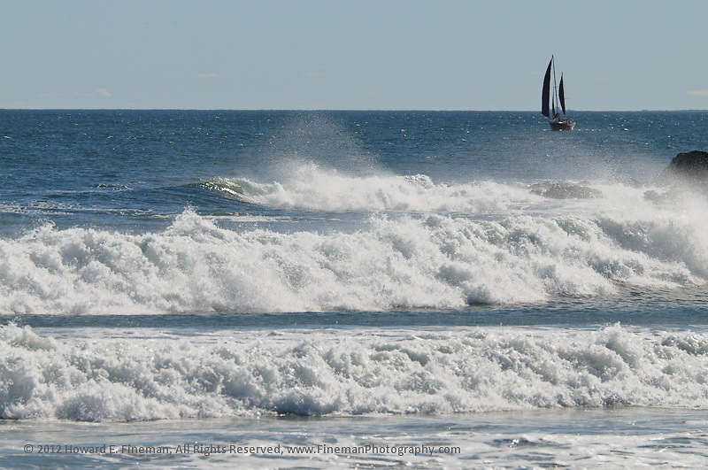 Surf & Sail, Kennebunk, 2012