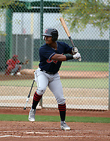 Hosea Nelson - Cleveland Indians 2019 spring training (Bill Mitchell)