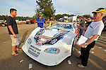 Feb 09, 2009; 4:25:38 PM; Barberville, FL, USA; UMP DIRTcar Racing Series for the 38th Annual ALLTEL DIRTcar Nationals by UNOH at Volusia Speedway Park.  Mandatory Credit: (thesportswire.net)