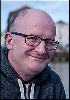 BNPS.co.uk (01202 558833)<br /> EmilyBrown/BNPS<br /> <br /> Pictured: Simon Brown of Deep3D - their 3D mapping technology has been used to hunt for the aircraft.<br /> <br /> Historians say they are on the verge of solving the 52-year-old mystery of the death of a homesick airman who stole a military plane which then crashed into the English Channel.<br /> <br /> The tragic tale of a US Air Force mechanic Sergeant Paul Meyer has remained unsolved since the Hercules aircraft he took from a British airbase to get home vanished.