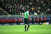 Oka Nikolov (Eintracht Frankfurt) entt‰uscht