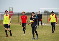 USMNT U-20 Training, January 8, 2018