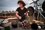Percussions de Strasbourg - Festival de Mexico en el Centro Historico