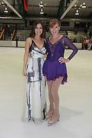 05-17-12 Rebecca Budig & Douglas Webster host Ice Theatre of NY  Nicole Miller skates - Dick Button