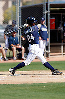 James Darnell   - San Diego Padres - 2009 spring training.Photo by:  Bill Mitchell/Four Seam Images