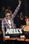 Performing artist and entrepreneur, Nelly, celebrates his birthday with a post fight night party at TAO Nightclub, November 12, 12011,  © Al Powers / RETNA ltd